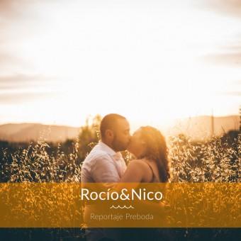 Rocio&Nico - Reportaje preboda