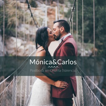 Mónica&Carlos - Postboda en Chulilla