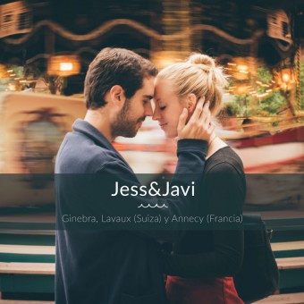 Jessica&Javi - Romantic walk in Geneva