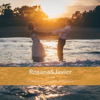 Rosana&Javi - Postboda en Oropesa